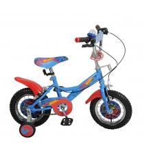 Велосипед hot wheels с дополнительными колесами Navigator ВН12097