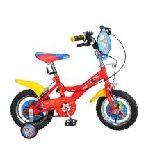 Двухколесный велосипед super hero girls со страховочными колесами Navigator ВН12099