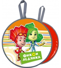 Ледянка Nika ЛРФ45 фиксики на оранжевом