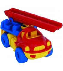Машина пожарная малыш Нордпласт 062
