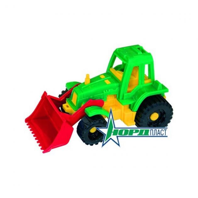 Трактор ижора с грейдером Нордпласт Р26212