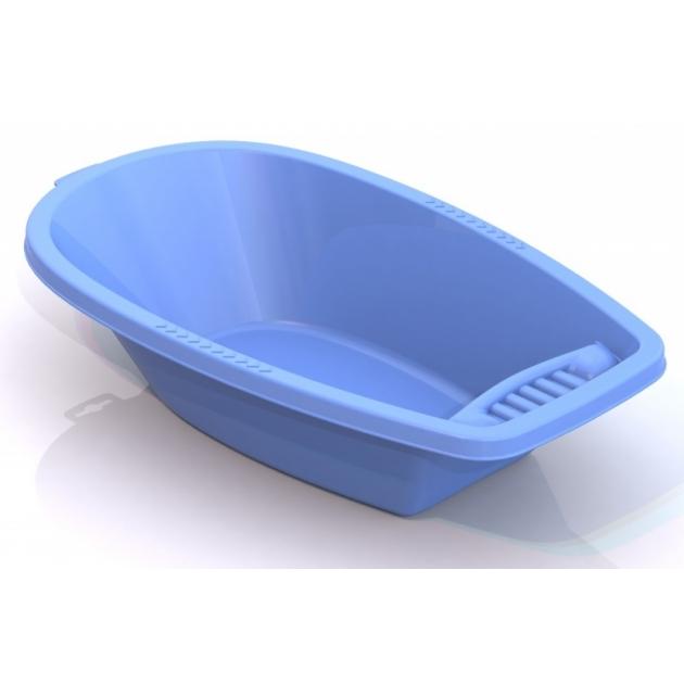 Малая ванна для кукол голубая Нордпласт Р28584