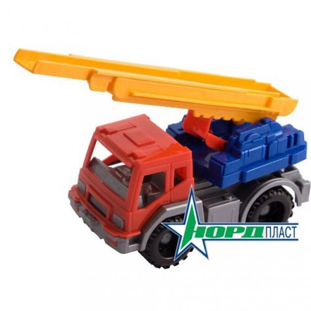 Пожарная машина кама Нордпласт Р27591
