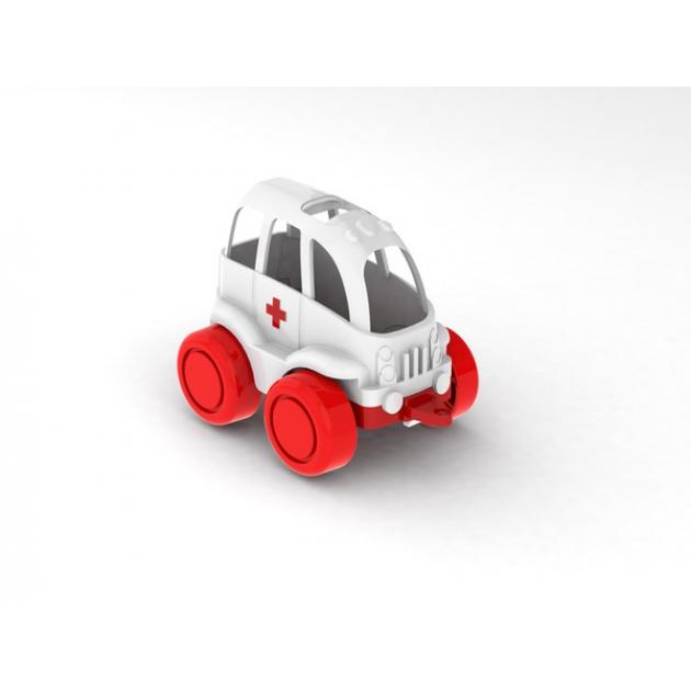 Машинка скорой помощи нордик Нордпласт Р51952