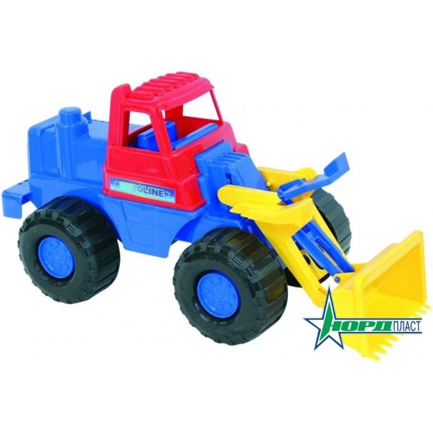 Игрушечный трактор носорог Нордпласт Р27599