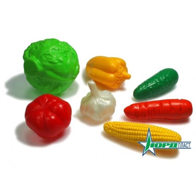 Набор овощи 7 предметов Нордпласт Р41513