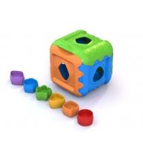 Логическая игрушка кубик Нордпласт 784