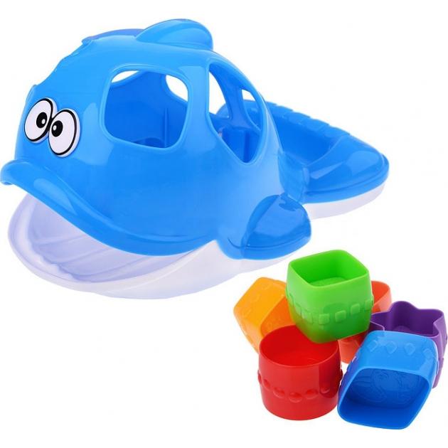 Дидактическая игрушка сортер дельфин Нордпласт Р71417