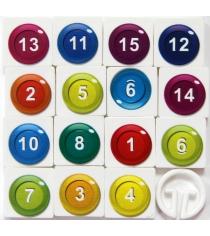 Логическая игра собирашки Нордпласт 812