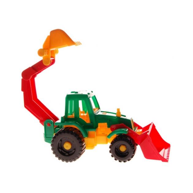 Трактор ижора с ковшом Нордпласт Р27522