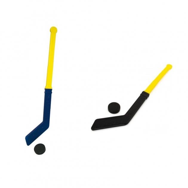Хоккейный набор клюшка шайба Нордпласт Р66566