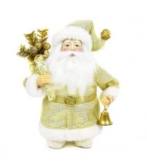 Кукла дед мороз 20 см Новогодняя сказка 973724
