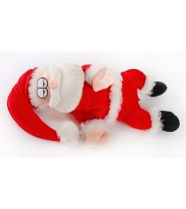 Санта весельчак механический Новогодняя сказка 68786