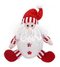 Светильник led дед мороз 18 см красн бел Новогодняя сказка 949179