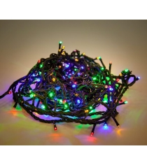 Гирлянда 140 led цветное свечение Новогодняя сказка 971201