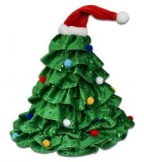 Елочка новогодняя в лесу родилась елочка 40 см Новогодняя сказка 971427