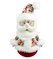 Кукла дед мороз 35 см красн Новогодняя сказка 971996