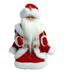Дед мороз в красном 30 см Новогодняя сказка 972607