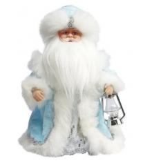 Дед мороз в голубом 30 см Новогодняя сказка 972611