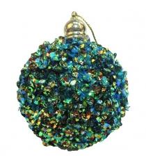 Набор шаров 6 см 6 шт гол Новогодняя сказка 972915