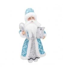 Кукла дед мороз 28 см гол Новогодняя сказка 973027