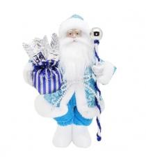 Кукла дед мороз 28 см гол Новогодняя сказка 973028