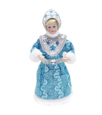 Кукла снегурочка 225 см гол Новогодняя сказка 973032