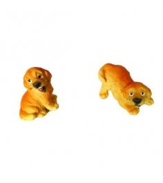 Сувенир собака лабрадор 55 см в ассорт Новогодняя сказка 973065...