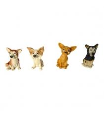Сувенир собака 75 см в ассорт Новогодняя сказка 973067