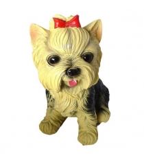 Сувенир копилка собака 175 см Новогодняя сказка 973070