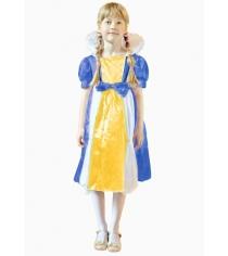 Костюм карнавальный королева р р 104 см 110 см Новогодняя сказка CH1738
