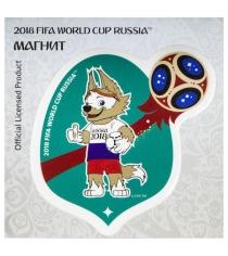 Магнит картонный забивака россия Fifa 2036 СН528