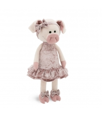 Мягкая игрушка свинка сонечка 25 см Orange 8014/25