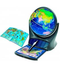Глобус Oregon scientific sg18 интерактивный с голосовой поддержкой