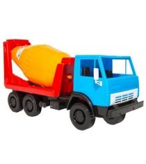 Автомобиль бетономешалка малая Orion toys 122