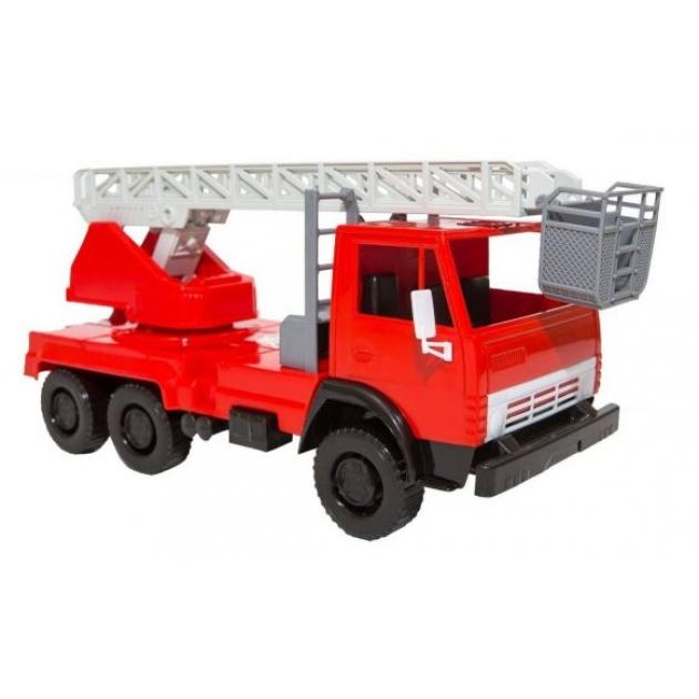 Автомобиль пожарная Orion toys 290