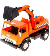 Автомобиль х2 экскаватор Orion toys 495