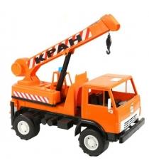 Автомобиль х2 автокран Orion toys 860