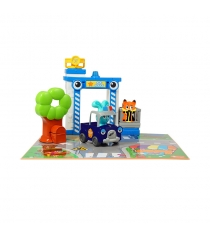 Игровой набор полицейская станция Ouaps 61148