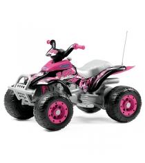 Детский электромобиль corral t-rex (розовый) Peg Perego OR0073...
