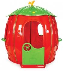 Игровой домик tombish тыква красный Pilsan 06-158