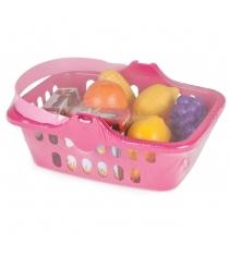 Корзина с фруктами fruit basket розовая Pilsan 06-001