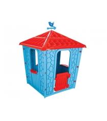 Игровой домик stone сине красный Pilsan 06-437