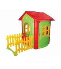 Игровой домик с забором magic house Pilsan 6194plsn