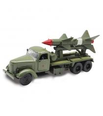 Модель автомобиля Ракетный комплекс 1:36 Пламенный мотор 870150
