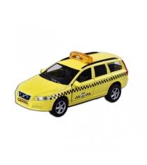 Модель автомобиля 1:36 Volvo V70 Такси звук 13см Пламенный мотор 870190