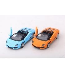 Модель автомобиля 1:43 Lamborghini Aventador LP700-4 Roadste 12см Пламенный мотор 870222