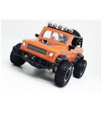 Джип Сафари р/у ПМ 020 оранжевый Пламенный мотор 870245