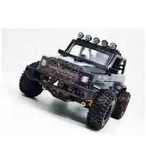 Джип Сафари р/у ПМ 020 черный Пламенный мотор 870246