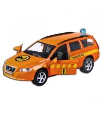 Модель автомобиля 1:36 Volvo V70 Техпомощь 13см Пламенный мотор 87495